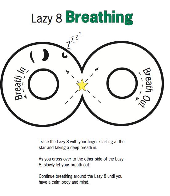 Lazy 8 Breathing
