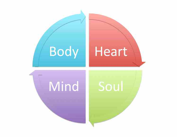 Heart Soul Mind Body
