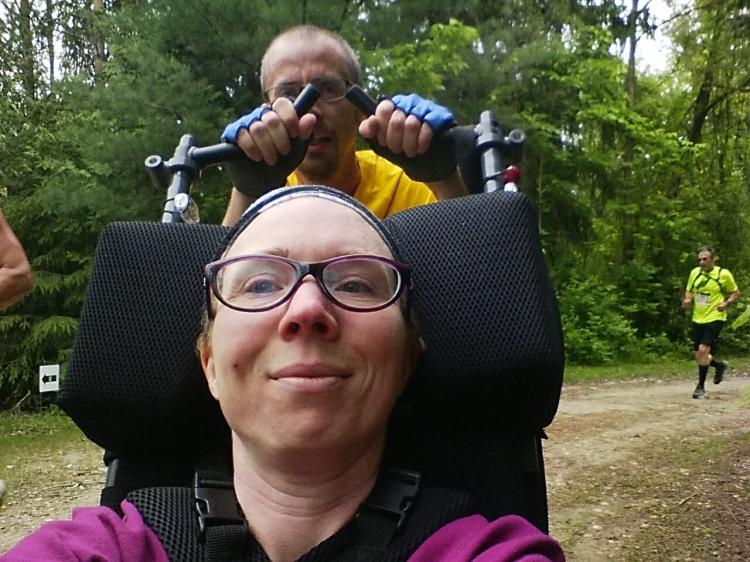 Midrace Selfie
