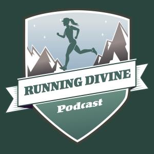 Running Divine Podcast Logo